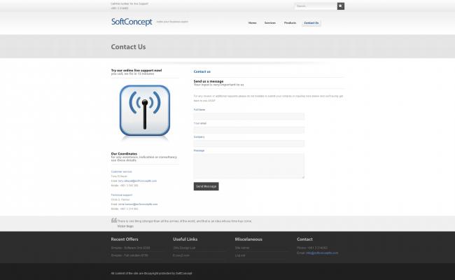 SoftConcept 2009 Website_03
