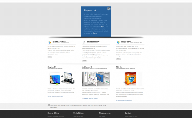 SoftConcept 2009 Website_02