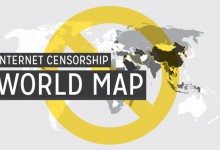 Internet Censorship World Map