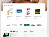 Herbal Mall Website_01