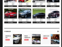 Mike Rent A car Website_1